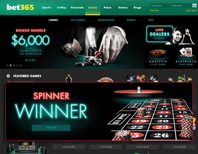 winner 365 casino