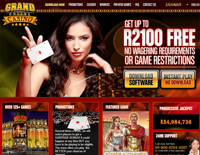 grand online casino enterhakenpistole