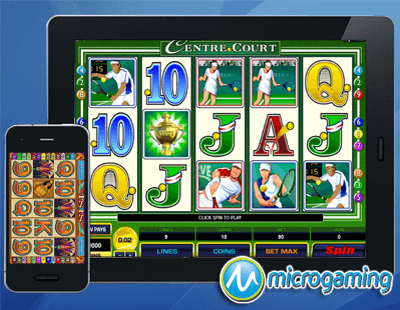 mobile casinos microgaming