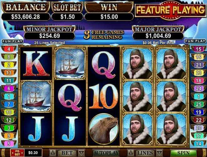 Polar Explorer Slot Machine Online ᐈ RTG™ Casino Slots