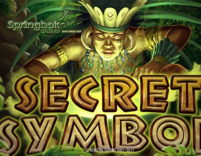 Secret Symbol Coming to Springbok Casino