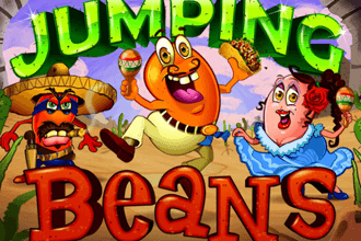 Play Jumping Beans Video Slot for Real Money