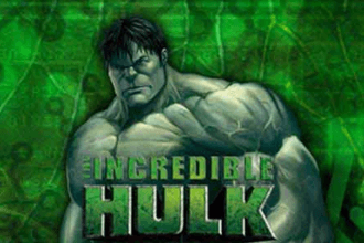 Incredible Hulk Video Slot