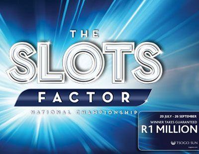 Slots Factor Tournament is Underway