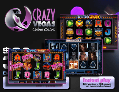 online casino winner crazy slots