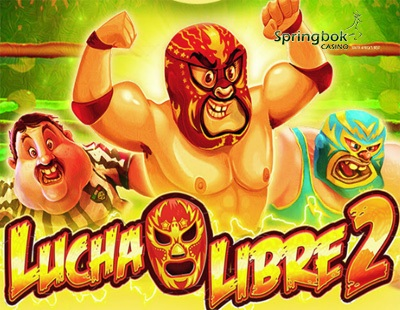 Lucha Libre 2 is Game of the Month