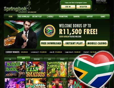 Best South African No Deposit Casinos Bonus Codes