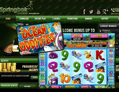 gambling casino online bonus ocean online games