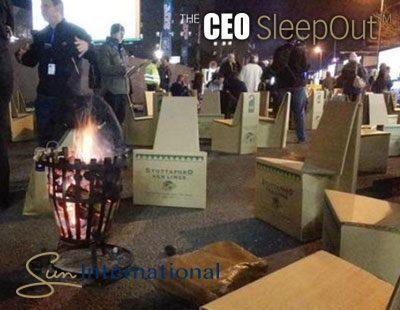 Sun International CEO SleepOut Set for July