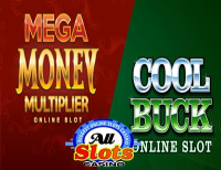 Two Money-Themed Slots at All Slots Casino