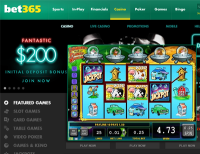 It Pays to Play at Bet365 Games