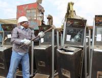 Bokone Bophirima Continues Crusade Against Illegal Gambling