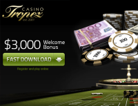 Huge Payouts for Casino Tropez Customers