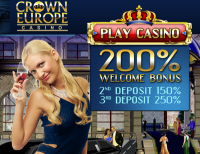 It Pays to Play at Crown Europe Casino