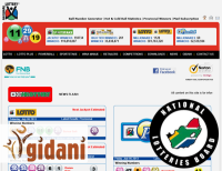 SA Lottery Bidding Process Underway