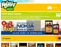 Kuluya and Nokia to Launch Mobile Gaming in Africa
