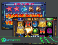 Microgaming's July Games Delight Players