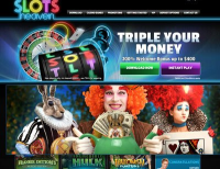 Mad March at Slots Heaven Casino