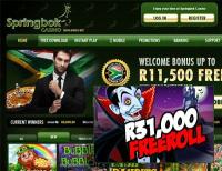 Halloween Freeroll at Springbok Casino