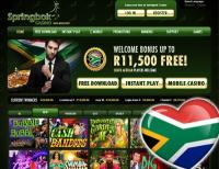 Say Goodbye to 2016 with a Springbok Casino Bonus