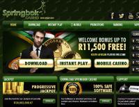 True African Adventure at Springbok Casino
