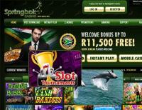 R25,000 Prize Pool in Springbok Casino Tournament