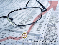 Sun International Sees 155 Percent Rise in EPS