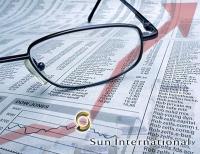 Sun International Sees 155 Percent Rise in EPS