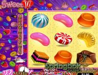 Sweet 16 Released at Springbok Casino