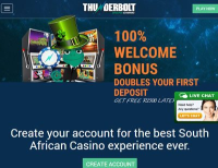 St Patricks Bonuses at Thunderbolt Casino