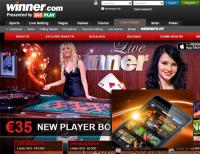 Live Casino Magic at Winner Casino