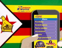 Africalotto Brings Mobile Gaming to Zimbabwe