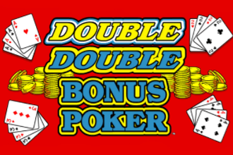 RTG Double Double Jackpot Poker Video Poker